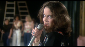 Jessica Harper belts it out as Phoenix